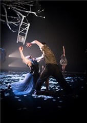 National Dance Company Wales:Folk i Atalaÿ